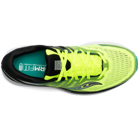 saucony Guide ISO 2 Shoes Men, citron/black